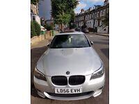 BMW 535D M SPORT FULLY LOADED REAR BLINDS/SUNROOF/SATNAV/TV/COMFORT SEATS