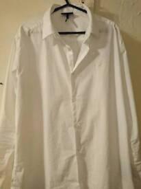 Men's xl armani long sleeve shirt
