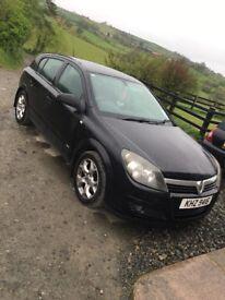 05 Vauxhall Astra
