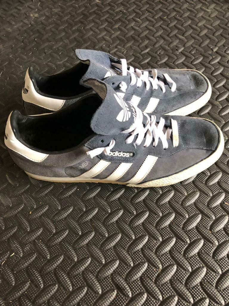 Size 10 Adidas trainers | in Plymouth, Devon | Gumtree