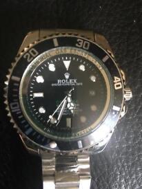 Rolex deepsea dweller .