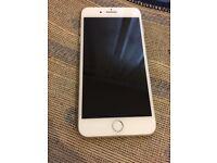 iPhone 8plus 256 GB silver