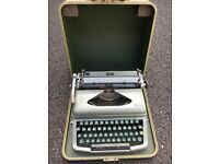 Imperial Diana Manual Typewriter
