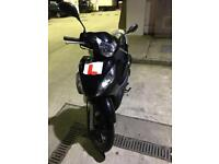 (SOLD PENDING COLLECTION) Honda vision 2014 108cc moped/scooter selling with all paperwork V5 ect