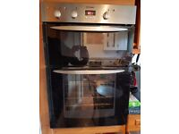Electric oven and grill(built in) 10 months old