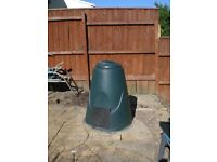 The Garden King 300 + Composter with Instruction Leaflet