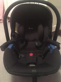Silver Cross Wayfarer Pram / Pushchair / Car Seat