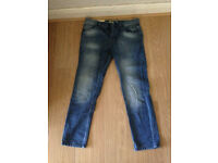 slim Jeans 32short 3 pairs of Men's, Next and Topman