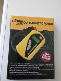 Car diagnostic reader brand new