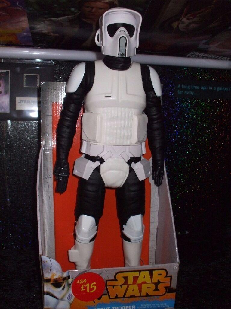 Star Wars Biker Scout (19 inch Action Figure)