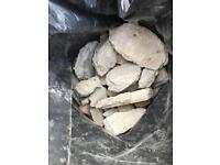 Free stones/gravel