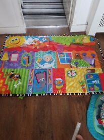 X large baby floor play mat