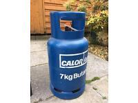 Calor Gas cylinder 7kg NEW butane
