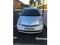 Toyota Prius 1.5 Hybrid T3 T Spirit CVT 5dr 2007 (PCO CAR READY FOR MINI CAB)