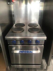 CHEAP COMMERCIAL STOVE WITH DEEP OVEN