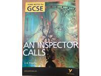 GCSE Revision Book English Literature