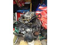 Yamaha r6 5sl engine 2003 offers