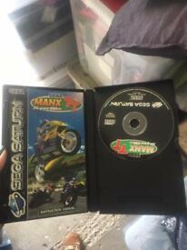 SEGA SATURN GAMES BUNDLE!
