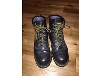 Doc Martens Steel Toe Size 10UK