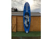 10'10 x 6' Inflatable Stand Up Paddleboard (Brand New) Including Free Accessories