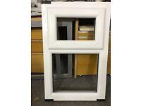Brand New PVCu window 550mm x 890mm