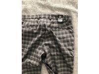 River Island men's trouser