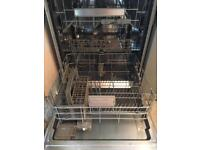 Dishwasher silver in excellent condition