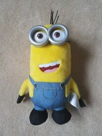 Kevin Minion Teddy