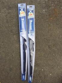 Michelin stealth windscreen wipers