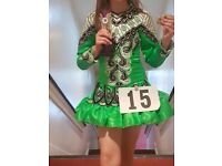 Beautiful Irish dancing dress in excellent condition