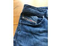 Diesel Jeans in perfect condition REDUCED TO CLEAR