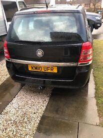 Vauxhall Zafira 1.9 tdi - manual diesel