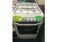 INDESIT BRAND NEW 50CM ALL GAS COOKER