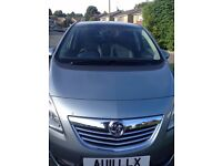Urgent Sale 2011 Vauxhall Meriva 1.7cdti Automatic