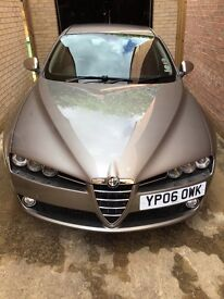 Alfa 159 2.4 lusso for sale remapped lots of extras
