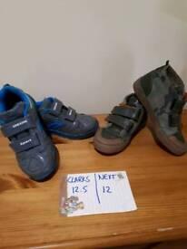 Boys shoes size 12