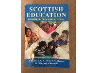 Scottish Education Fourth Edition: Referendum - PGDE/Primary Teaching