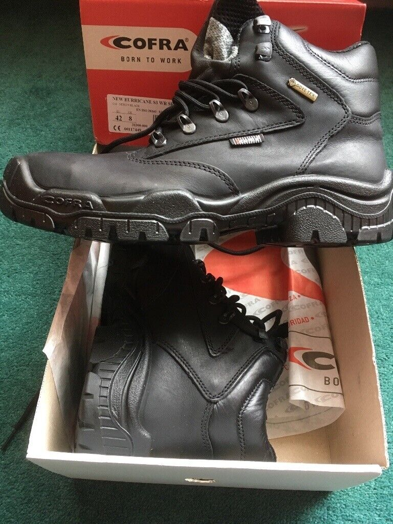 ef31a2593d1 COFRA Safety / work Boots Size 8 | in Lisburn, County Antrim | Gumtree