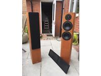 Tannoy Revolution R2 Floorstanding Speakers - Great Condition // With Box