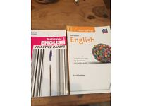 National 5 English Study books