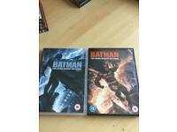 Batman Dark Knight Returns part 1&2 Animated films