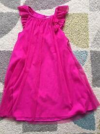 Designer JR Party Dress Size: Age5-6