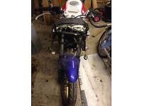 Honda CBR 125 RW-9 *Spares and Repairs*