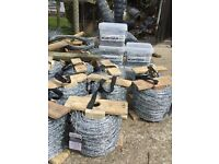 Barbed wire for Fencing