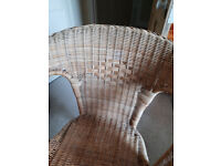 IKEA Chair - Wicker, good condition