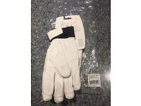 Brand New Never Used POC Palm Lite ski gloves for sale - mens - white - medium