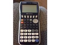 Casio fx-9750gii calculator