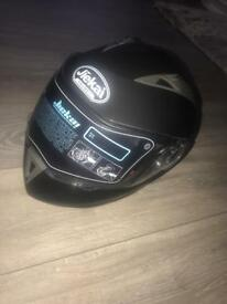 Brand New Motorcycle Helmet Size XXL can fit L or XL EASY motorbike helmet