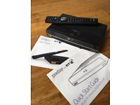 BT YouView Ultra HD television box tv recording £50