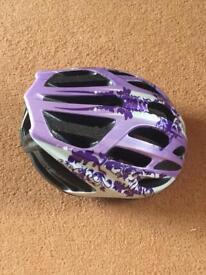 Girls helmet 50-58cm